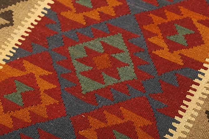 Orientalisk Kelimmatta Maimane 80x129 - Flerfärgad - Inomhus - Mattor - Kelimmattor