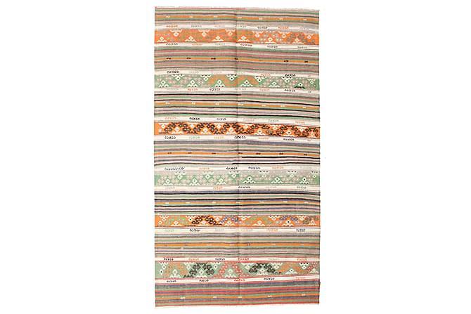 Orientalisk Kelimmatta Semiantik 157x283 - Flerfärgad - Inomhus - Mattor - Kelimmattor