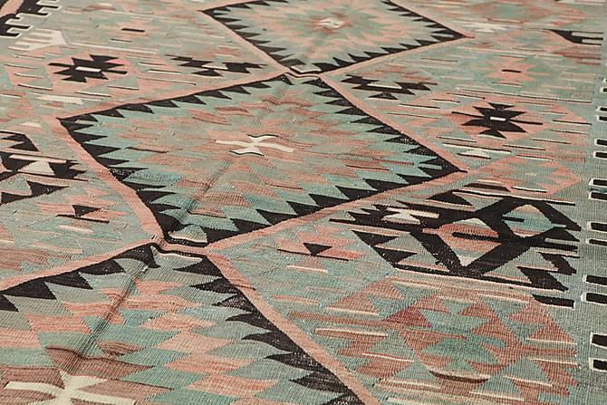 Orientalisk Kelimmatta Semiantik 158x304 - Flerfärgad - Inomhus - Mattor - Kelimmattor