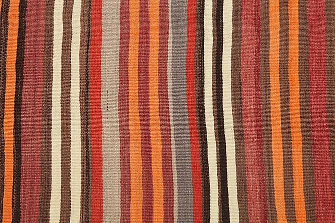 Orientalisk Kelimmatta Semiantik 159x332 - Flerfärgad - Inomhus - Mattor - Kelimmattor