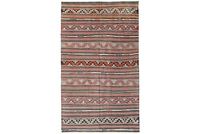 Orientalisk Kelimmatta Turkisk 136x232 - Flerfärgad - Inomhus - Mattor - Kelimmattor