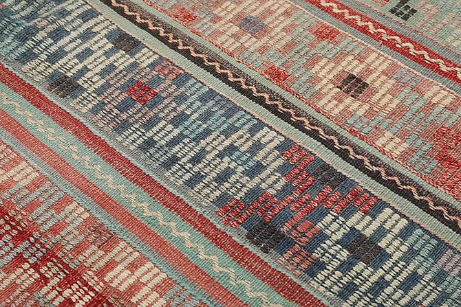 Orientalisk Kelimmatta Turkisk 146x288 - Flerfärgad - Inomhus - Mattor - Kelimmattor