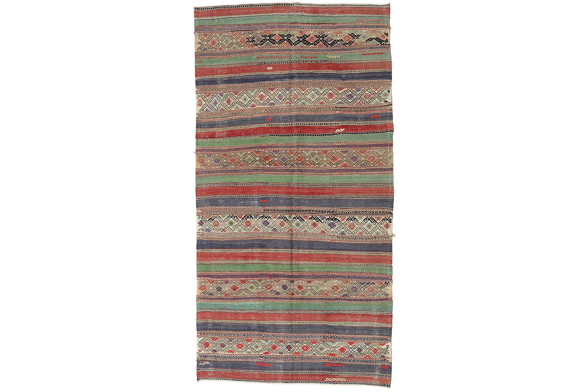 ORIENTALISK Kelimmatta Turkisk 152×295