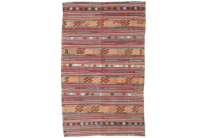 ORIENTALISK Kelimmatta Turkisk 154x250 - Flerfärgad - Möbler & Inredning - Mattor - Kelimmattor