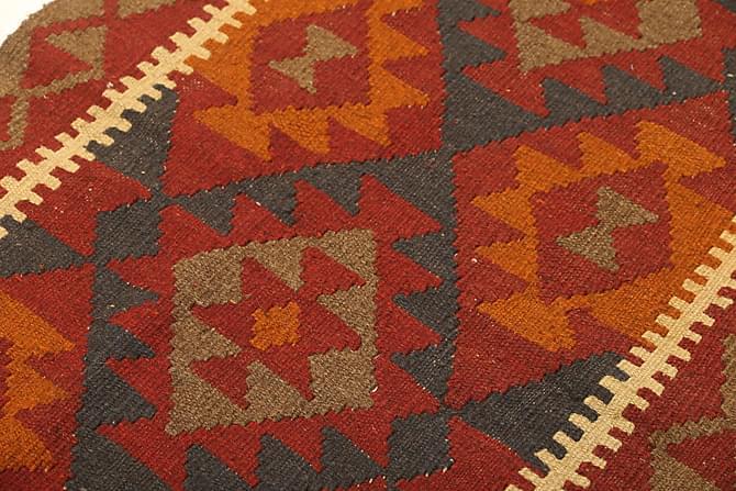 Stor Kelimmatta  78x300 - Brun|Orange - Inomhus - Mattor - Kelimmattor