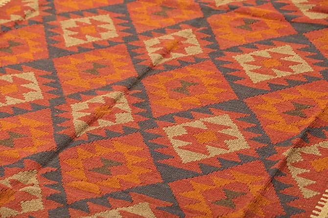 Stor Kelimmatta Maimane 193x289 - Flerfärgad - Inomhus - Mattor - Kelimmattor