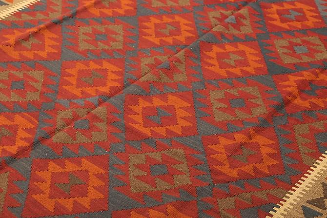Stor Kelimmatta Maimane 194x294 - Flerfärgad - Inomhus - Mattor - Kelimmattor