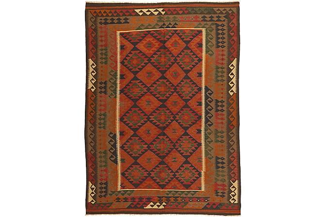 Stor Kelimmatta Maimane 205x284 - Flerfärgad - Inomhus - Mattor - Kelimmattor