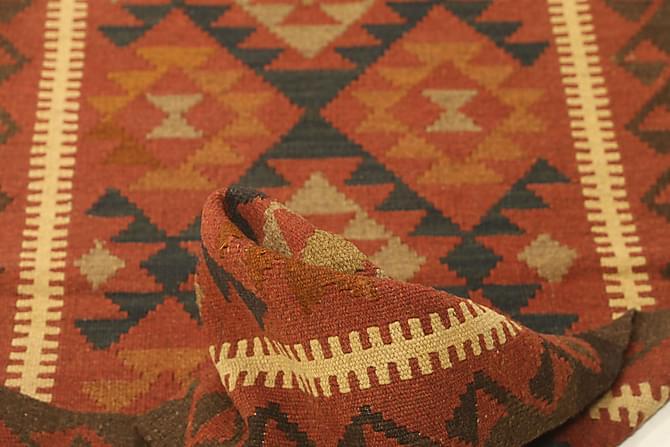 Stor Kelimmatta Maimane 77x310 - Brun - Inomhus - Mattor - Kelimmattor