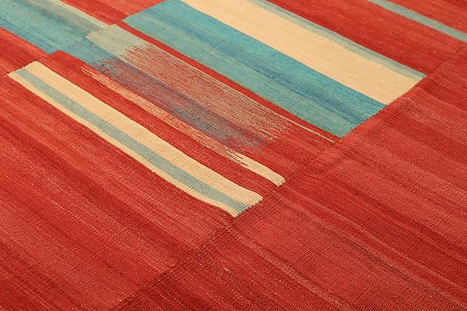 Stor Kelimmatta Moderna 277x363 - Röd - Inomhus - Mattor - Kelimmattor