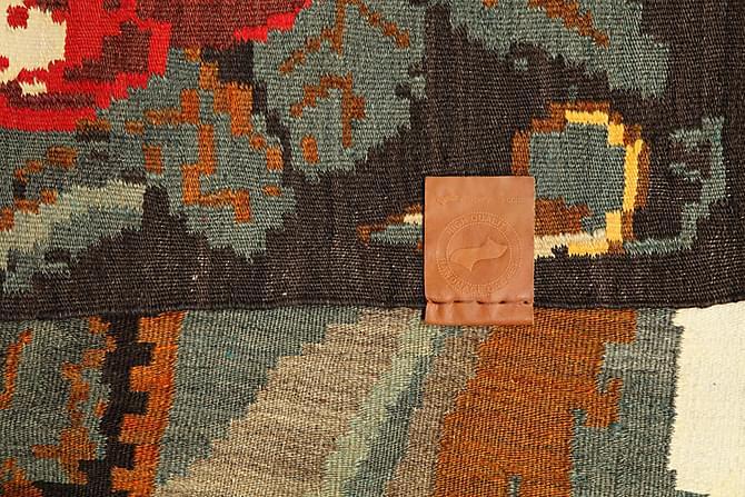 STOR Kelimmatta Moldavia 194x280 - Flerfärgad - Möbler & Inredning - Mattor - Kelimmattor