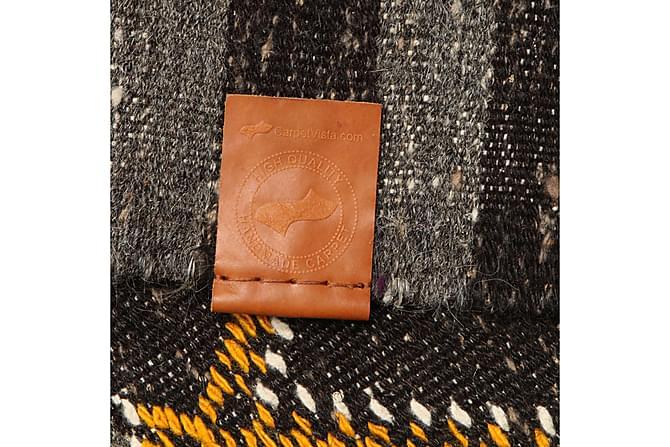 Stor Kelimmatta Semiantik 174x337 - Flerfärgad - Inomhus - Mattor - Kelimmattor