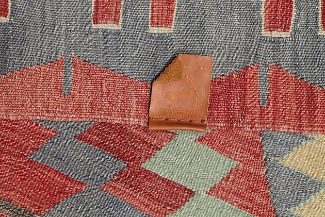 Stor Kelimmatta Semiantik 187x310 - Flerfärgad - Inomhus - Mattor - Kelimmattor