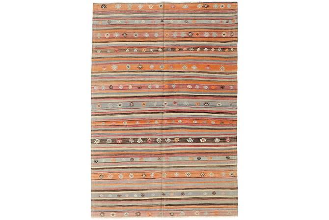 Stor Kelimmatta Turkisk 173x256 - Flerfärgad - Inomhus - Mattor - Kelimmattor