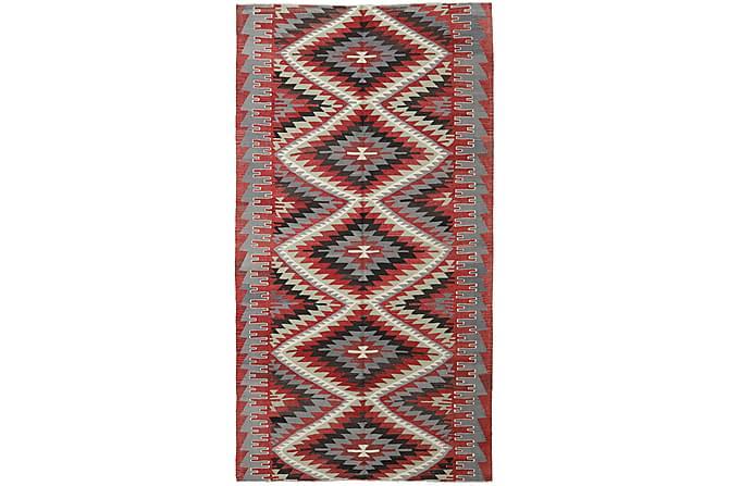 Stor Kelimmatta Turkisk 180x335 - Röd - Inomhus - Mattor - Kelimmattor