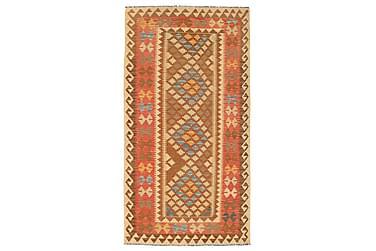 Orientalisk Kelimmatta Afghan 106x199