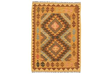 Orientalisk Kelimmatta Afghan 86x122