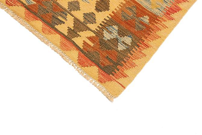 Orientalisk Kelimmatta Afghan 93x146 - Flerfärgad - Inomhus - Mattor - Marockanska mattor