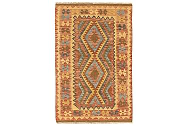 Orientalisk Kelimmatta Afghan 95x140