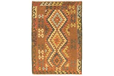 Orientalisk Kelimmatta Afghan 97x140