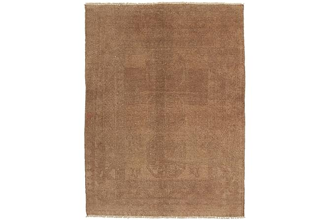 AFGHAN Orientalisk Matta 104x141 Beige/Brun - Inomhus - Mattor - Orientaliska mattor
