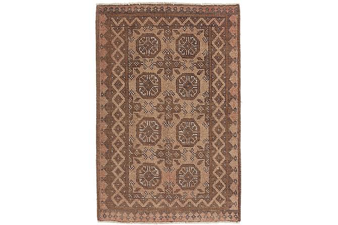AFGHAN Orientalisk Matta 72x112 Brun - Inomhus - Mattor - Orientaliska mattor
