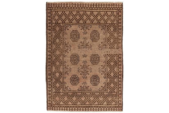AFGHAN Orientalisk Matta 74x108 Brun - Inomhus - Mattor - Orientaliska mattor