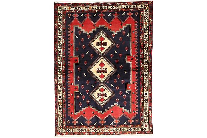 AFSHAR Matta 163x222 Stor Flerfärgad - Inomhus - Mattor - Orientaliska mattor