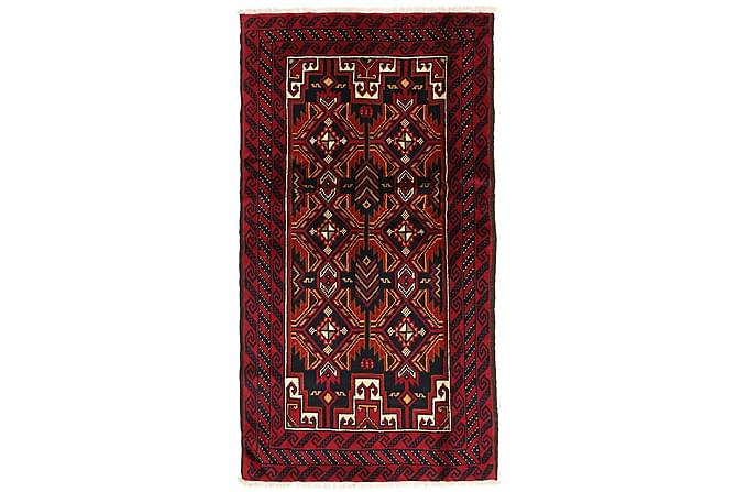 BELUCH Matta 97x174 Stor Röd - Inomhus - Mattor - Orientaliska mattor