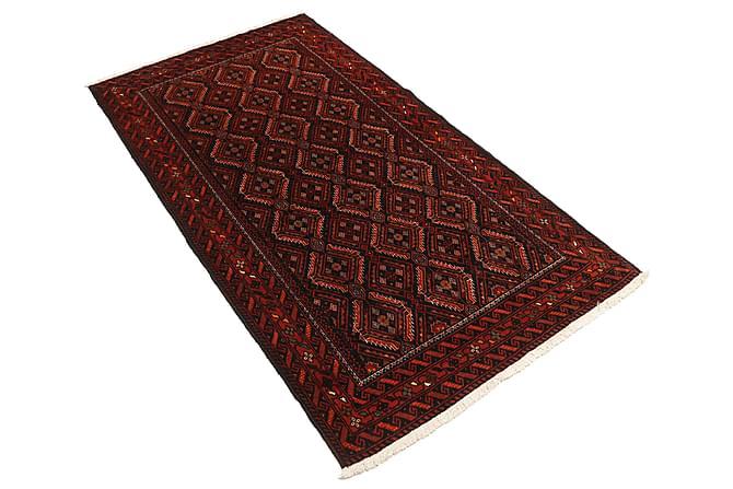 BELUCH Orientalisk Matta 100x185 Persisk Röd - Möbler & Inredning - Mattor - Orientaliska mattor