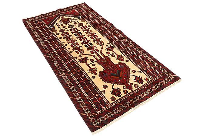 BELUCH Orientalisk Matta 100x186 Persisk Röd - Inomhus - Mattor - Orientaliska mattor