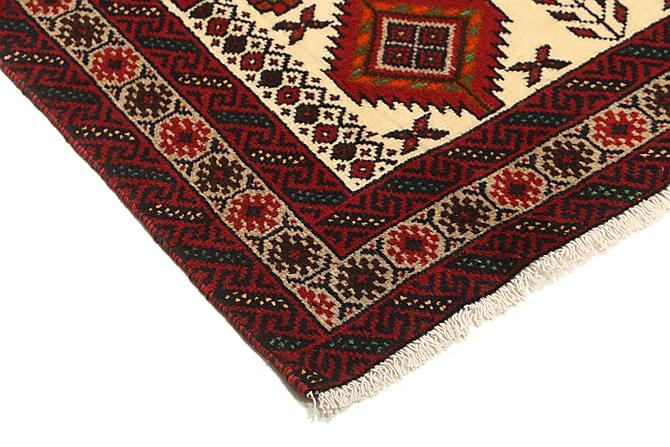BELUCH Orientalisk Matta 100x190 Persisk Röd - Inomhus - Mattor - Orientaliska mattor