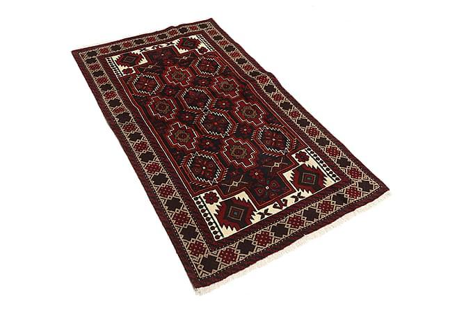 BELUCH Orientalisk Matta 101x179 Persisk Röd - Inomhus - Mattor - Orientaliska mattor
