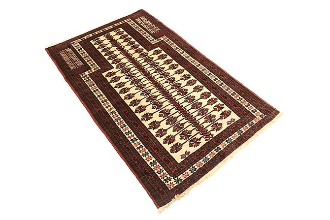 BELUCH Orientalisk Matta 103x160 Brun/Röd - Möbler & Inredning - Mattor - Orientaliska mattor