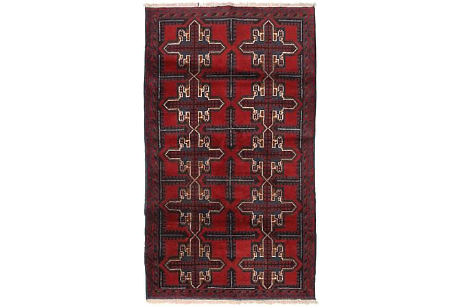 BELUCH Orientalisk Matta 109x186 Röd - Inomhus - Mattor - Orientaliska mattor