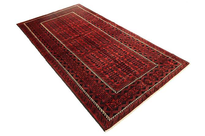 BELUCH Orientalisk Matta 130x242 Persisk Röd - Möbler & Inredning - Mattor - Orientaliska mattor
