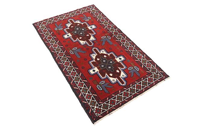 BELUCH Orientalisk Matta 80x137 Röd - Inomhus - Mattor - Orientaliska mattor