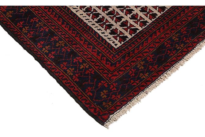 BELUCH Orientalisk Matta 83x135 Brun/Röd - Möbler & Inredning - Mattor - Orientaliska mattor