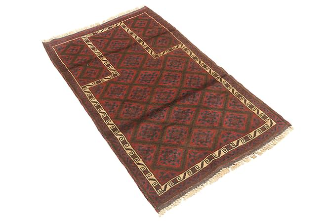 BELUCH Orientalisk Matta 83x140 Brun/Röd - Inomhus - Mattor - Orientaliska mattor