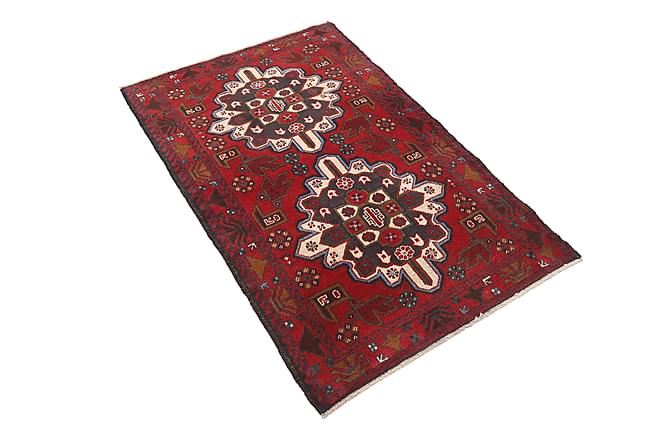 BELUCH Orientalisk Matta 84x135 Röd - Möbler & Inredning - Mattor - Orientaliska mattor