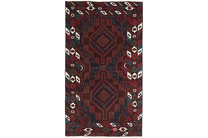 BELUCH Orientalisk Matta 84x147 Brun/Röd - Inomhus - Mattor - Orientaliska mattor