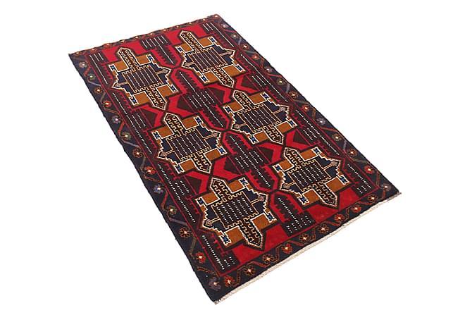 BELUCH Orientalisk Matta 85x139 Flerfärgad - Möbler & Inredning - Mattor - Orientaliska mattor