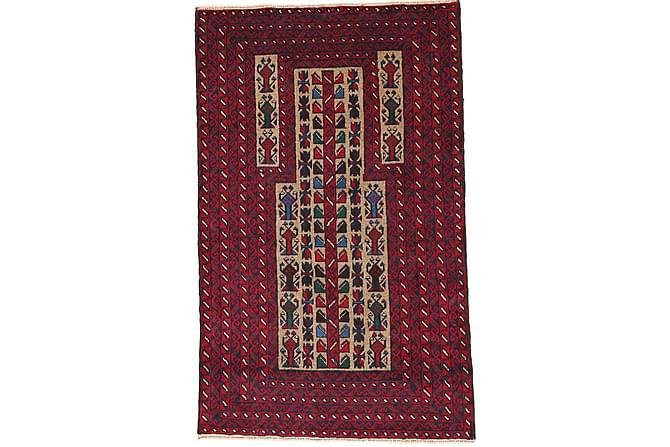 BELUCH Orientalisk Matta 86x135 Flerfärgad - Inomhus - Mattor - Orientaliska mattor