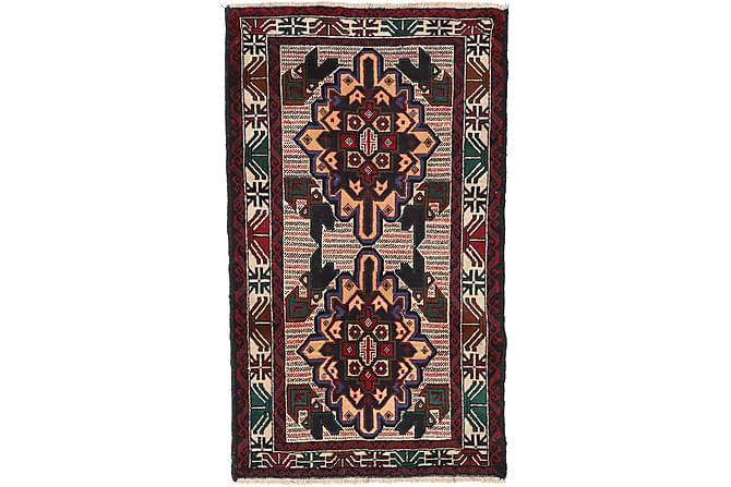 BELUCH Orientalisk Matta 88x147 Flerfärgad - Möbler & Inredning - Mattor - Orientaliska mattor
