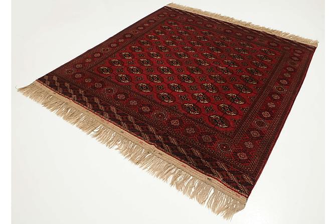 BOKHARA Matta 200x201 Stor Röd - Möbler & Inredning - Mattor - Orientaliska mattor