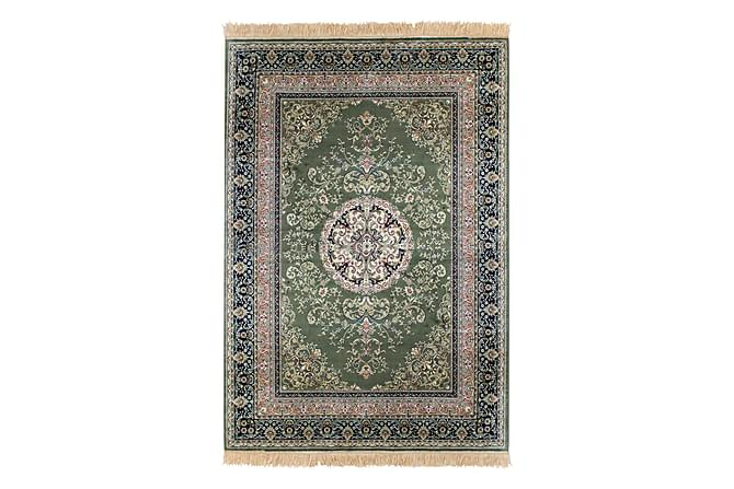 CATAMARCA Orientalisk Matta 240x330 Viskos Grön - Möbler & Inredning - Mattor - Orientaliska mattor