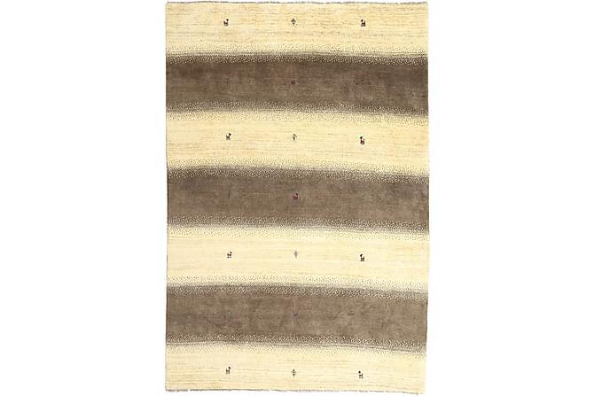 GABBEH Matta 198x295 Stor Flerfärgad - Möbler & Inredning - Mattor - Orientaliska mattor