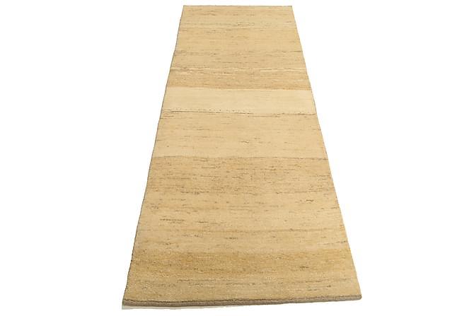 GABBEH Matta 77x218 Stor Beige - Möbler & Inredning - Mattor - Orientaliska mattor