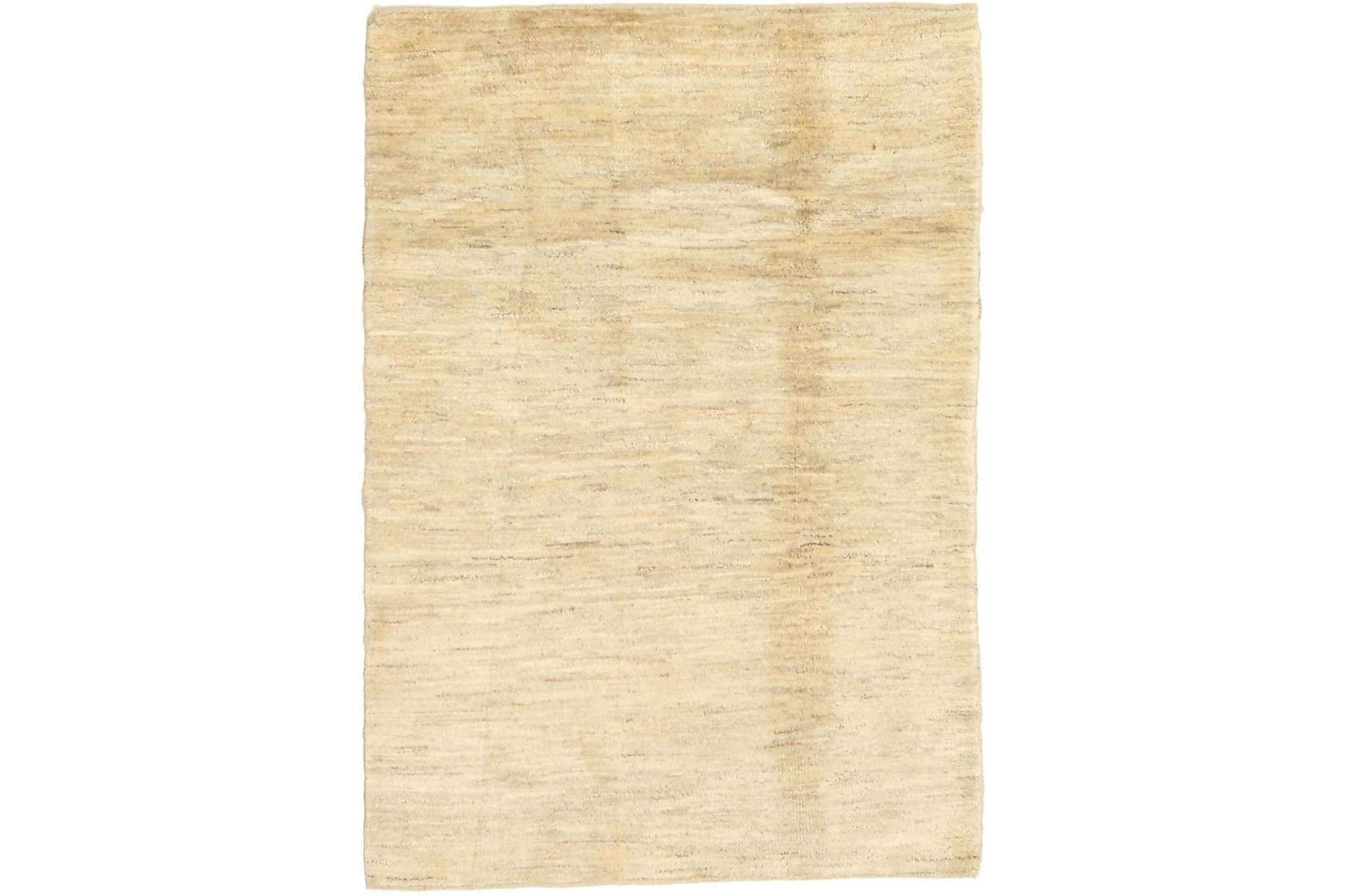 GABBEH Orientalisk Matta 106×151 Persisk Beige