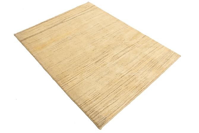 GABBEH Orientalisk Matta 110x149 Persisk Beige - Möbler & Inredning - Mattor - Orientaliska mattor